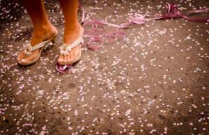 Girl dancing in carnival, Rio de Janeiro, Brazil