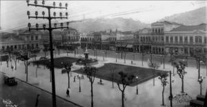 antiga praça onze