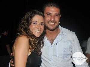 Maria Rita e Diogo Nogueira