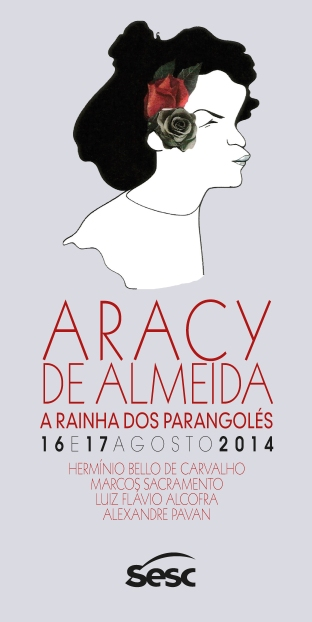 Flyer_Aracy de Almeida_cartaz